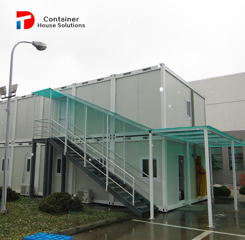 Модульный прямых продаж на заводе дом сегменте панельного домостроения в офисное здание