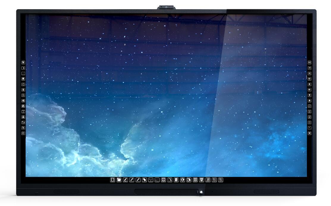 Schermo di tocco astuto portatile '' 65 '' di Molyboard 55 Whiteboard interattivo tutto in uno