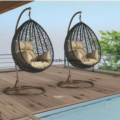 Foto de Muebles de jardín al aire libre barato balcón Hamaca Silla ...