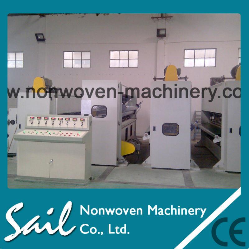 2013 de Niet-geweven Machine van het Ponsen van de Naald van de Stof