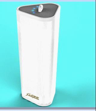 新しいエネルギー2600mAhポリマー携帯用充電器(SL260)
