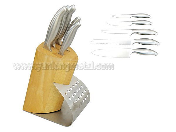 6PCS de Reeks van het mes (K012S14)