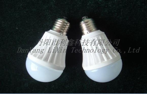 Lâmpada LED de cerâmica