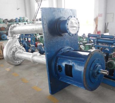 YLG 시리즈 고열 용융염 액체 펌프
