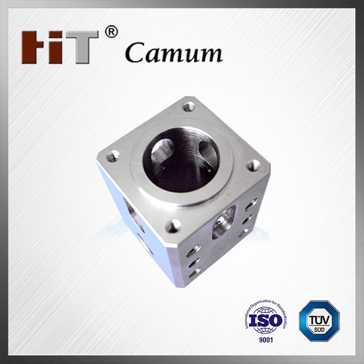 Poca tolerancia a la producción mecanizado de precisión CNC parte