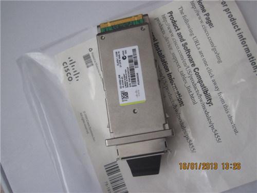 10GBASE-LR módulo transceptor X2 para SMF, 1310 nm de longitud de onda, SC Duplex conector