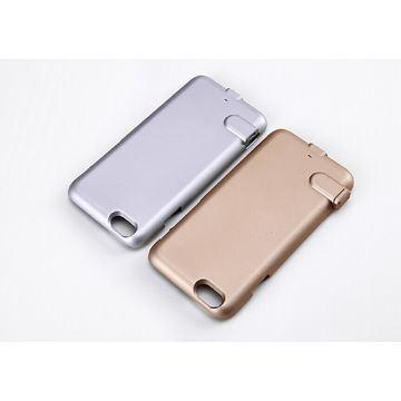 Phone astuto Cover con il USB Charger della Banca di Portable Power per il iPhone 6+ 2000mAh