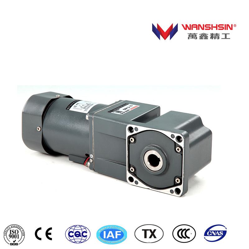 Wanshsin Right Angle Hollow AC/DC Micro Electric Gear Motor