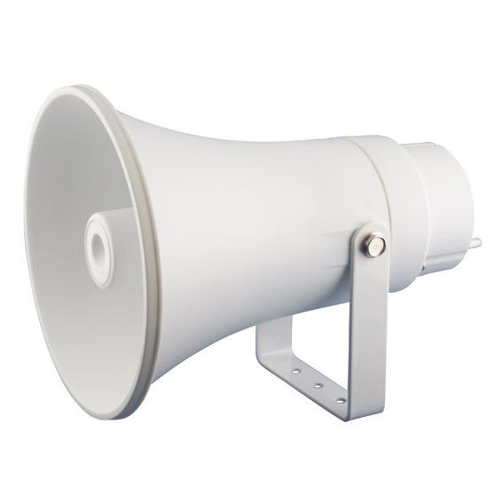 L 39 orateur ext rieur ip56 du haut parleur 100v 15w de for Exterieur speaker