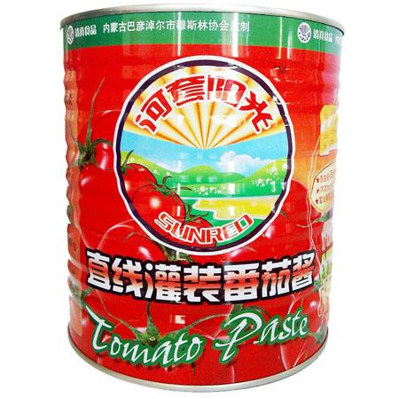 Pasta di pomodoro in scatola di alta qualità 18/20% 22/24% 28/30%