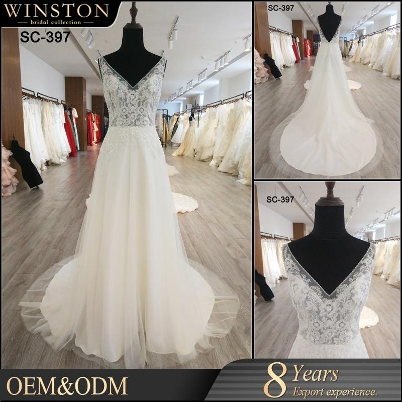 foto de Última moda vestidos de novia en el precio barato al por