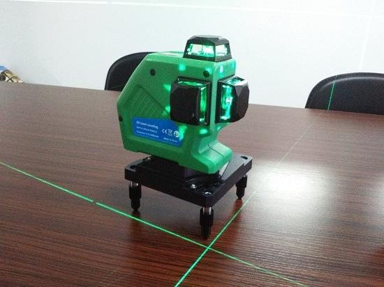 Dovoh 3D Laser, der Dll3-360rg 532nm grünes Laserstrahl nivelliert