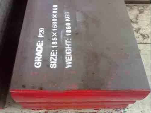 Stahl/Form-Stahl P20 DIN1.2311 (ZWINP20) sterben