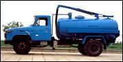 Automobile di aspirazione delle feci -- BQJ5090GXE