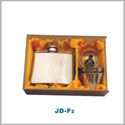 Frasco de la cadera (JD-F2).