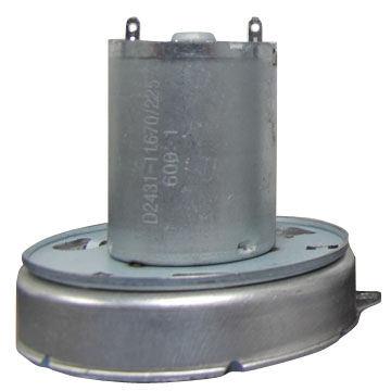 ブラシまたはブラシレスモーターを搭載するナシの形のDCによって連動させられるモーター
