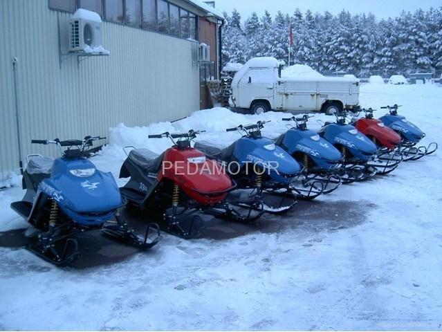 150CC Snowmobiel, vernietigen Klassieke ModelOEM Sneeuwscooter, OEM de Delen van de Langsligger van de Sneeuwscooter