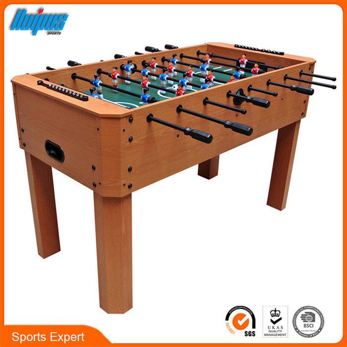"""54"""" mesa de futbolín de madera fabricado en China al por mayor"""