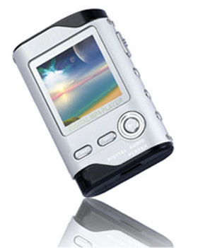 MP4 Player with (S-MP3-1509)