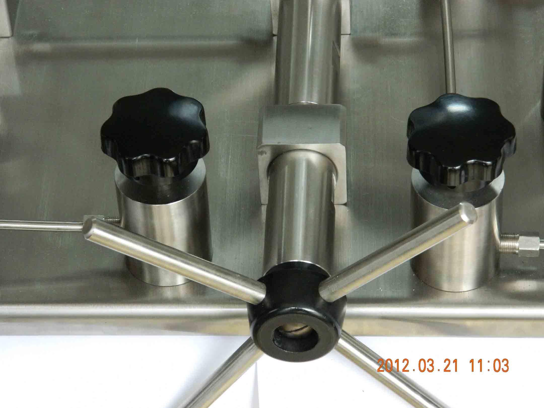 Kalibrierung des hydrostatischen Druck-XY-160 (Druck bis zu 1600bar)