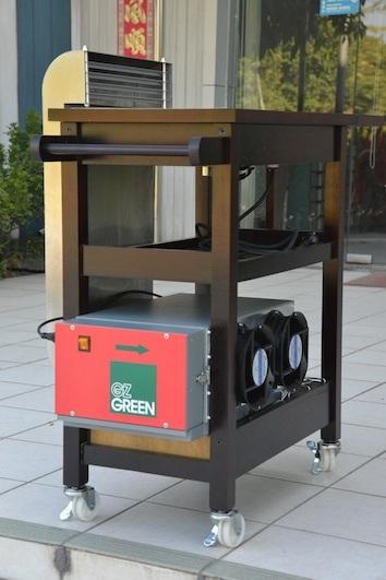 Mini cocina interior del filtro de aire Electrónico (GEP-Barbacoas)