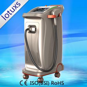 Serviço de OEM fornecido para remoção de pêlos a laser de diodo