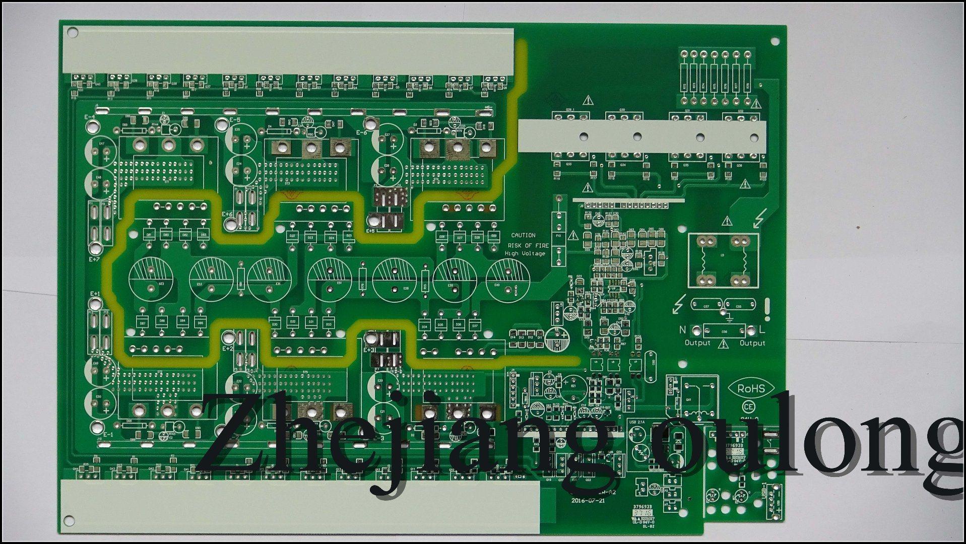 Circuito Impreso : Foto de placa de circuito impreso silk screen general s en