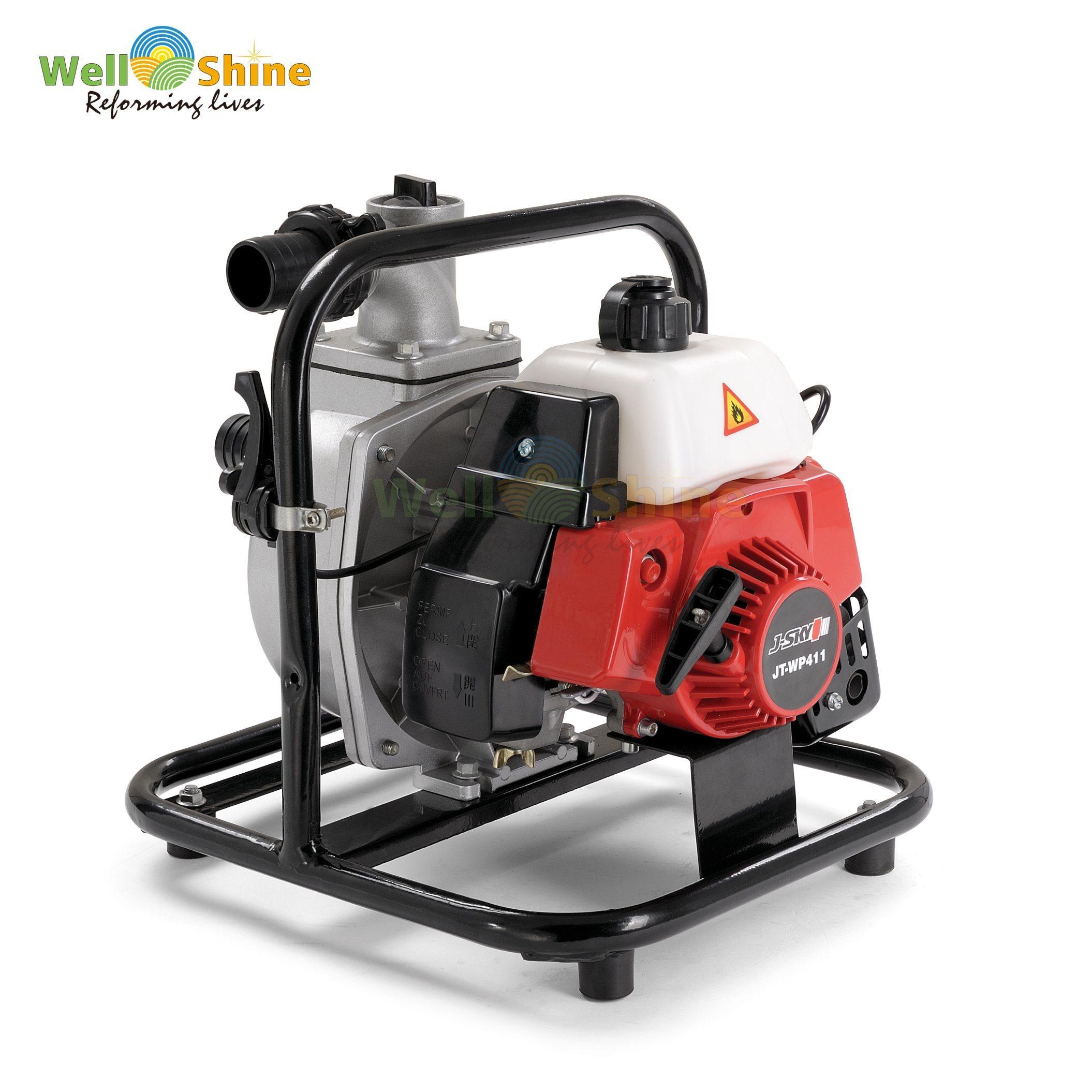 1,5 pouces 40cc la pompe à eau, de la pompe, jardin, de la pompe à essence de la pompe à eau, pompe à eau portable, l'essence de la pompe à eau