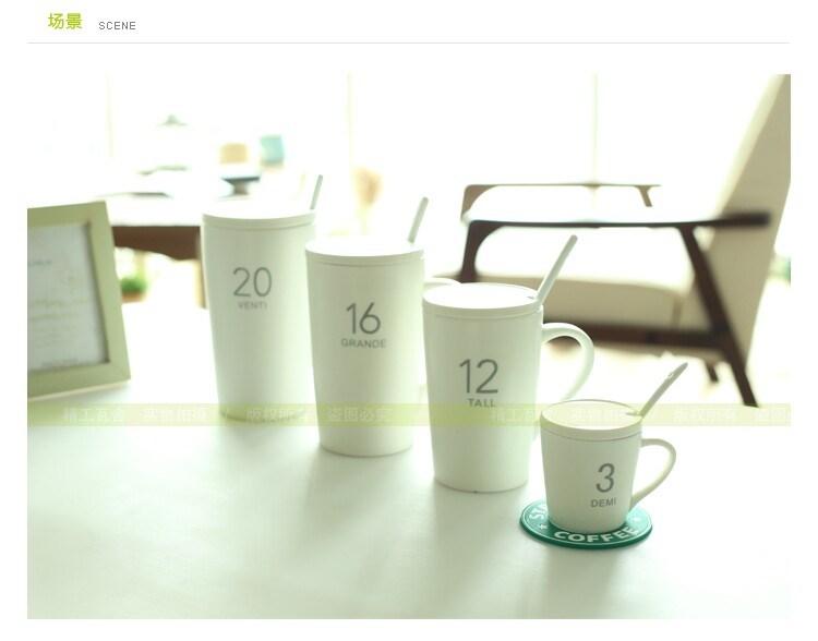 2014 Eramic Taza con diseño de moda China Proveedor