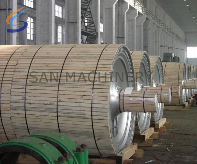 Papiermaschinen yankee trockner zylinder preis verkauf china gb