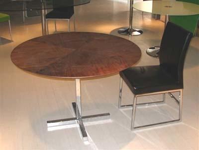 Table et chaise de salle à manger