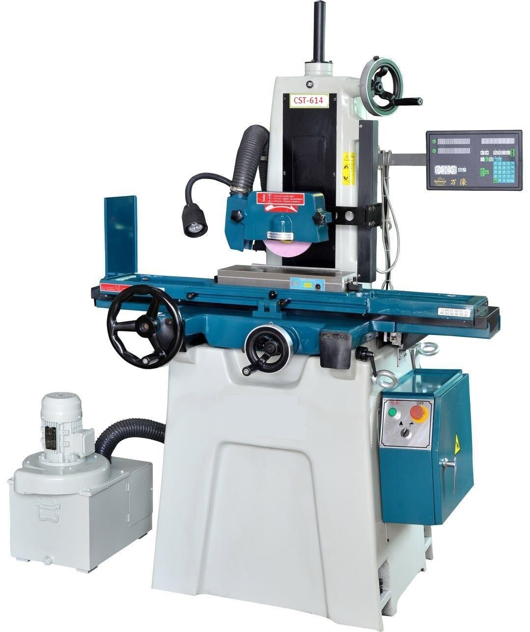 Manuel de précision de la surface de l'équipement de broyage Cst-614