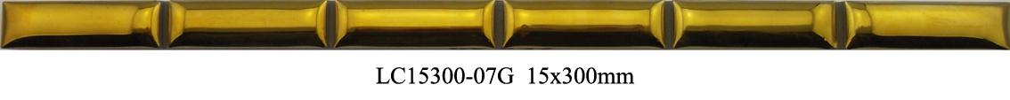 신제품 광택 절단 국경 (LC15300-07G)