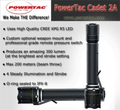 Powertac Cadet 2A (PT006)