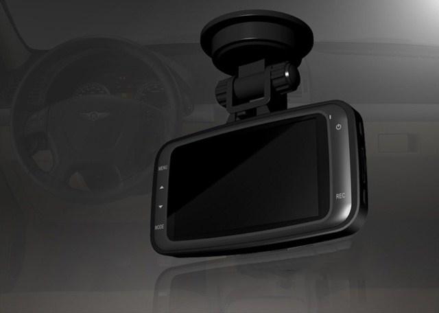 1920*1080 GS8000 DVR carro preto com registador de GPS+G-Sensor