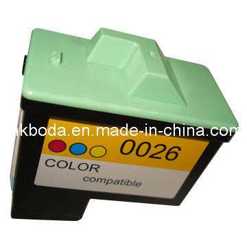 Remanufactured Lexmark Tinten-Patrone (LEX26 (10N0026))