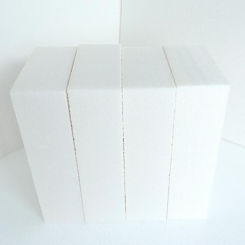 Fuda Uitgedreven Wit 45mm van de Rang 300kpa van de Raad van het Schuim van het Polystyreen (XPS) B1 dik
