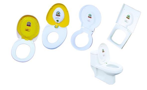 La stérilisation et les désodorisants siège des toilettes-EA