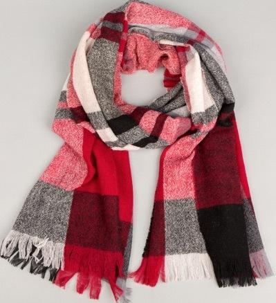 Frauen-Winter-Wolle-Schal
