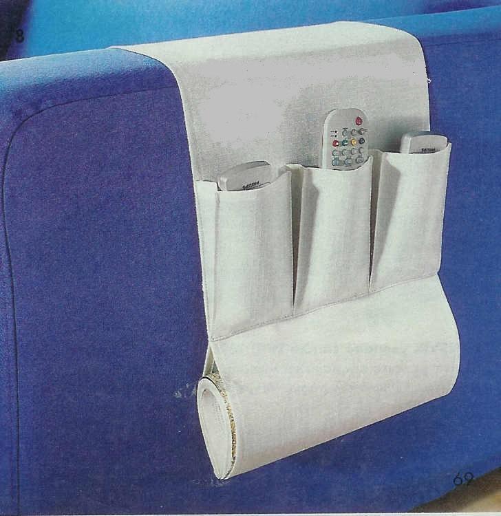 Remove Control Holder/Storage Bag/Organizer