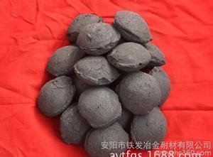 De Bal van het ferrosilicium
