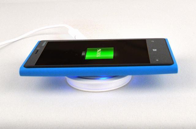 Général chargeur mobile sans fil pour iPad/iPhone/PAD/HTC/Nokia/périphérique Blue tooth 216b
