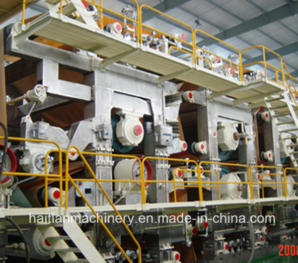 Paper Making Machineのための高速Carbonless Copy Paper/NCR
