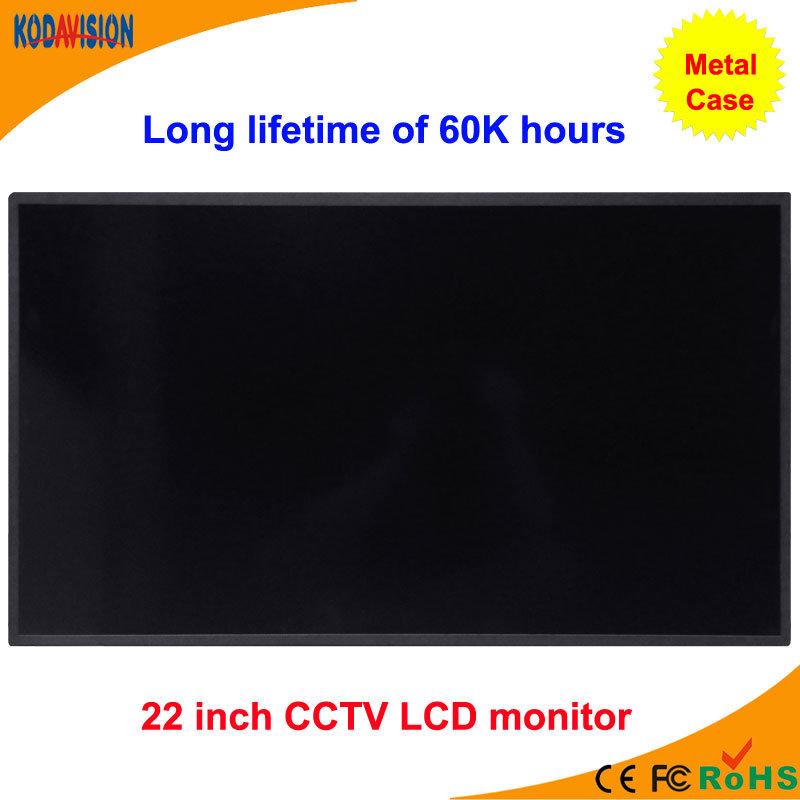 1080P de la CCV de Monitor de 21 pulgadas