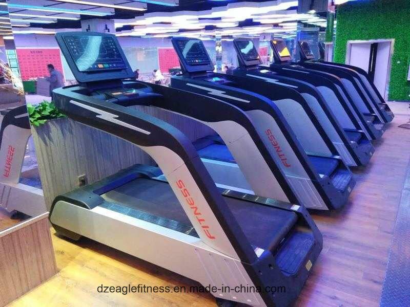 O melhor preço China Ginásio fabricante de equipamentos de fitness Esteira Comercial