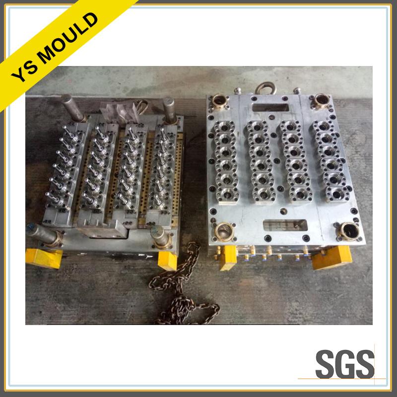 プラスチック注入ペットプレフォーム型(YS49)