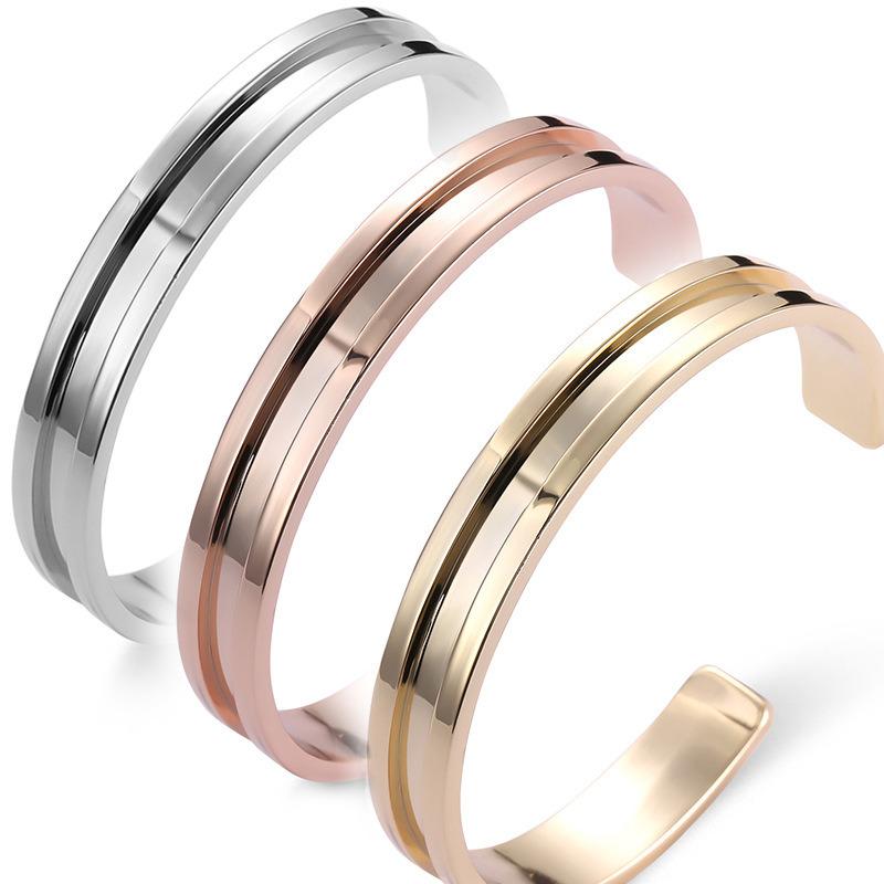 Heiße Schmucksache-Legierungs-geöffnetes Mund-Armband-Form-Armband des Verkaufs-2018 mit preiswertem Preis