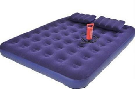 china 56 loch aufblasbare bett matratze s tze mit. Black Bedroom Furniture Sets. Home Design Ideas