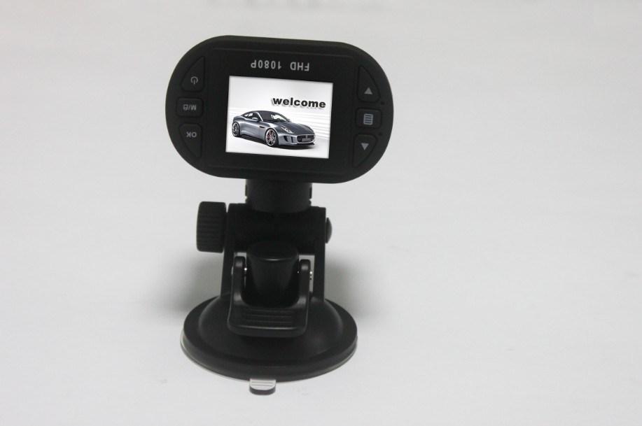 Melhor visão nocturna com infravermelhos DVR câmera carro C600 Federação