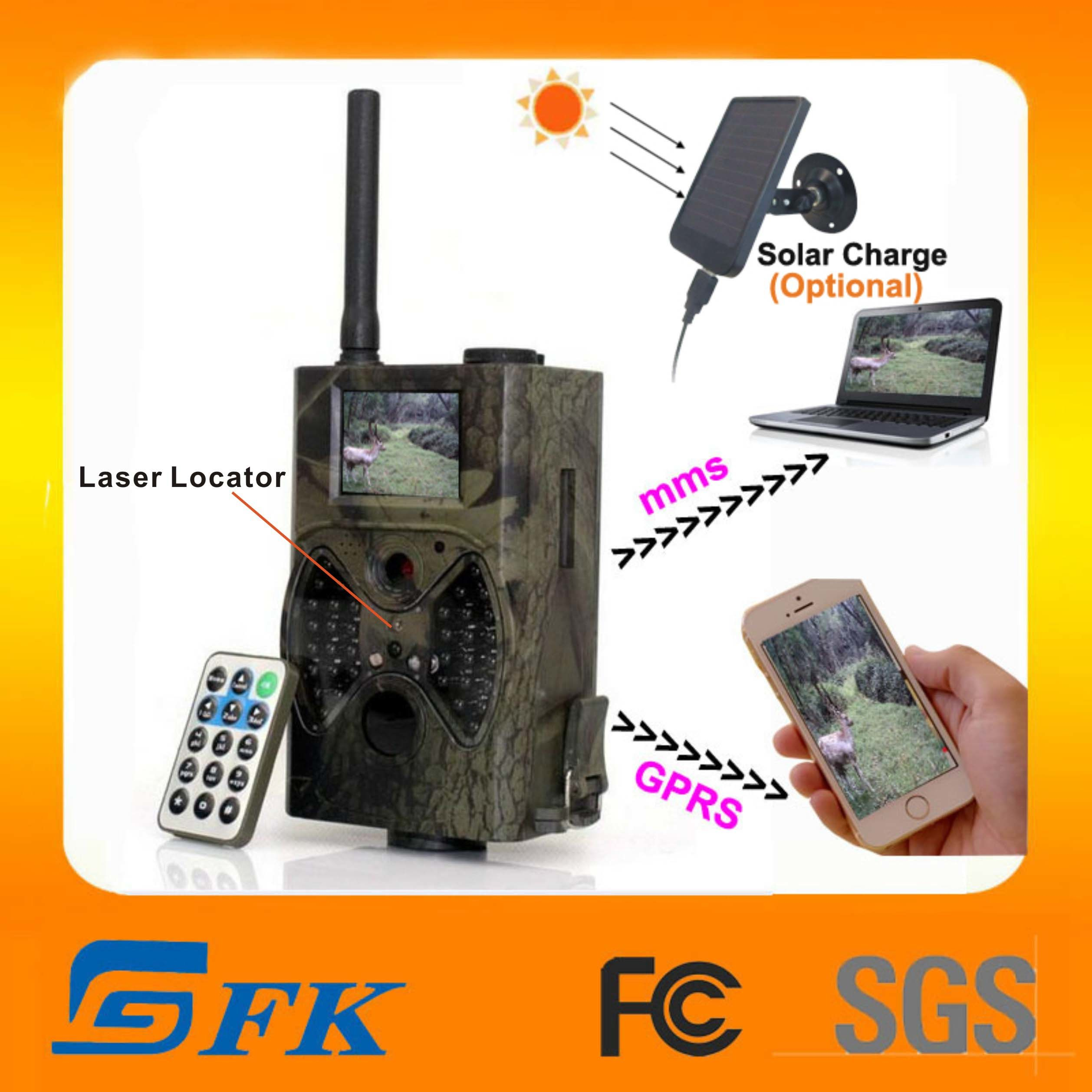 1080P MMS GPRS Trail Camera